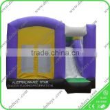 Top sales Children Inflatable Air castle combo slide
