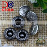 Casual Clothing Jeans Series Custom Jeans Rivet Button for Garment