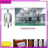 COLUNTE industrial liquid soap making machines, juice mixing tank                                                                         Quality Choice