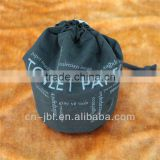 latest design for toilet paper,hotel black sanitary disposal bags