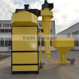 Automatic Temperature Control Biomass Furnace Suspended Husk Burner