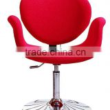 2015 hot selling products modern adjustable style comfort bar chair round metal table base and armchairs for gaming