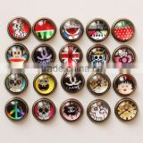 2016 New Fashion High Quality Factory Outlets 3d DIY nail art decoration nail design metal cartoon stamping,