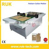 garment apparel paper pattern cutting plotter