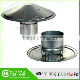 fresh air vent / mushroom vent cap / Stainless Steel Round Roof Cowl