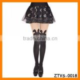 2014 Top Sellign Lovely Rabbit COSplay Pantyhose Pattern Japanese Girls Tights