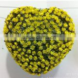 2013 Hot Decorative Red Artificial Flower Ball for indoor or out door decor