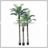 artificial coconut palm tree factory