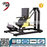 2016 Popular Commercial club gym strong fitness equipments standing calf raise machine for sale