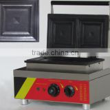 High Quality Stainless Steel sandwich toaster mold, automatic electric sandwich maker, waffle iron sanwich maker