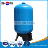High strength and durable fiberglass water treatment tank, ro pressure vessel, water filter tank