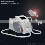 Restore Skin Elasticity Ipl Hair Removal System / Improve Rough Shr Ipl Laser Hair Removal Machine Permanent