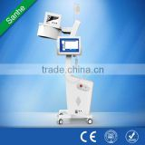 2016! 650nm wavelength diode laser hair regrowth machine/ Hair transplant instruments fue