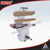 Hotel Commercial Electric Garment Ironing Table/Professional Clothes Ironing Table/Automatic Ironing Machine Shirt