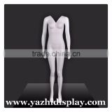 Ghost headless female mannequin for display
