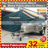 Professional offroad trailers with custom service