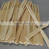 latest design disposable bamboo fruit forks