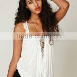 People New Romantic Harvest Moon Soft Knit Tank Top size Large