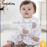 100% cotton infant baby romper wholesale baby clothes baby products