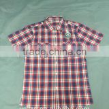 boys formal shirts bespoke mens plaid shirts