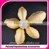 Han edition natural pearl fashion brooches
