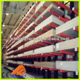 High quality steel cantilever shelf,storage racking system,cantilever racking system