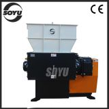 Single shaft shredder