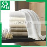 Bare cotton luxury hotel and spa bath towels white Set of 4