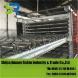 Gypsum board making machine with CIQ checking