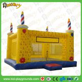 Cake Style Kids Bouncer Area/bounce house rentals /Inflatable cake bouncer