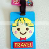 ID card Working license holder luggage tag / bus card holder consignment cards / bag pendant