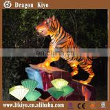 2016 chinese paper led light electric chinese lanterns for amusement park