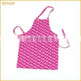 recycle cheap wholesale custom promotion reuseable garden kids adults non woven cotton apron,cooking apron,kitchen apron