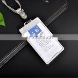High quality multiple id card working card badge holder