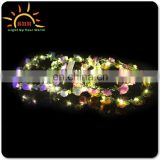 Customized Promotion Hawaii Flower Garland for party and concert