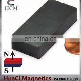 "Ceramic Therapy Magnets 15/8""X7/8""X3/8"" Hard Ferrite Magnet Block"