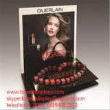 acrylic lipstick cosmetics display stand