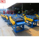 Rubber latex sheeting machine RSS