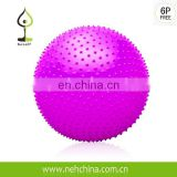 Oval Gym Ball,Gym Bouncing Ball,Anti Burst Gym Ball