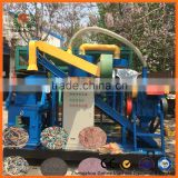 copper wire recycle facility Scrap cable filtrate copper line machine                                                                         Quality Choice
