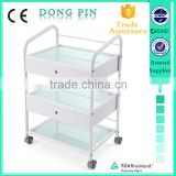 cleaning beauty trolley cart with wholesale