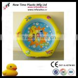 hot sale pvc inflatable water pool for child