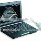 AJ-6000Plus High Performance User-friendly Control Long Lifetime Full Digital Laptop Ultrasound Scanner