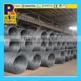 1065 # 5.5mm High carbon Wire rod for spring steel wire made in China                                                                         Quality Choice
