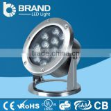 China Factory 36W Wholesale Price Stainless Steel RGB DMX LED Marine Cheap Underwater Dock Lights