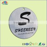 whole sales customized print bag tag