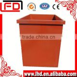 commercial stainless steel garbage container for AU.