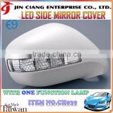 Car Specific For LEXUS IS250 IS350 ISF LED SIDE VIEW MIRROR COVER