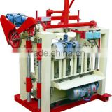 small hollow block forming machine