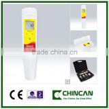 PHscan10F Lab High-precise Digital Pen-type pH Meter